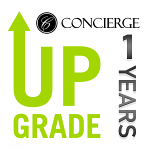 CONCIERGE Each Additional Year Companion (no warranty)