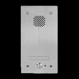 TERRACOM IP Door Station, 1 -Key Button, 2xo/p