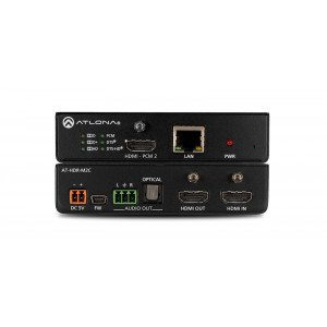 ATLONA Dolby/DTS to 2CH down-converter w/4K and HDR