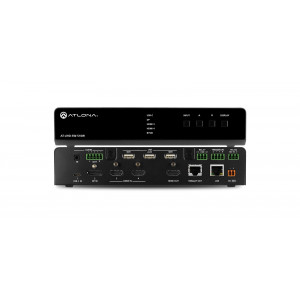ATLONA Five-Input Universal Switcher with Wireless Presen