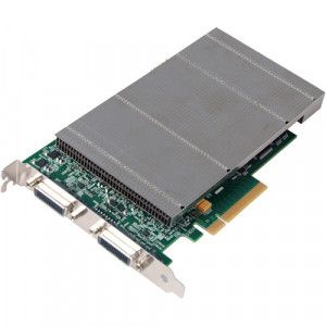 DATAPATH 4 channel capture card w/HDMI adapters