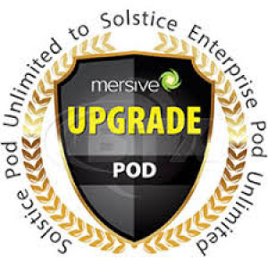 MERSIVE Unlimited Pod -  Enterprise Upgrade Only