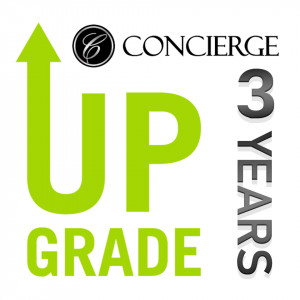 CONCIERGE Upgrade to 3 Years Per Device
