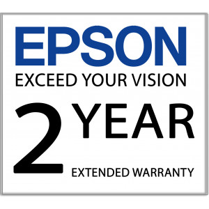 EPSON 2 Add Year Giving 5 Years Warranty on EB595Wi