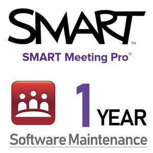 SMART Meeting Pro Rm Edit 1yr SW Maint