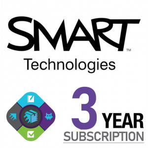 SMART Learning Suite 3 yr subscription