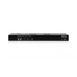 ECLER Ecler 120w 100v line amp with 2 line2 DANTE input