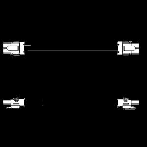 PLANAR Interconnect power-50ft