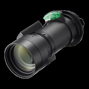 NEC NP43ZL- Motorised long zoom lens