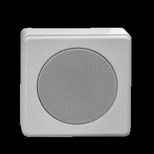PENTON 6 Watt Square Vandal-Proof Metal Cab Speaker