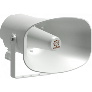 TERRACOM IP30W, Weatherproof HornSpeaker, Mic I/P