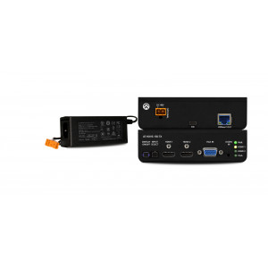 ATLONA Three-Input Switcher for HDMI and VGA with HDBaseT Output