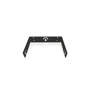 ECLER U-BRACKET KIT for the ARQIS 108 model. Black