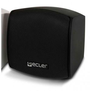 ECLER 3.5'' 2-way 25w Loudspeaker cabinet, 8 ohm100v