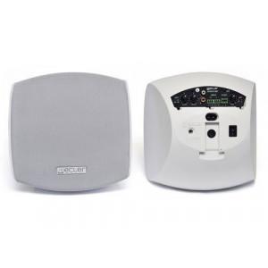 ECLER 6.5'' 2-way 50w Loudspeaker cabinet, 8 ohm/100v