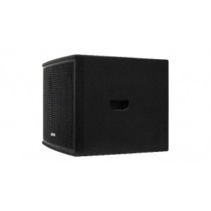 ECLER Wooden Subwoofer 15  driver, 600 WRMS @ 8 ohm