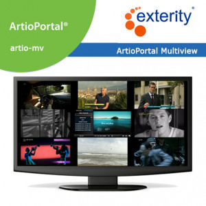 EXTERITY ArtioPortal Multiview client license (Qty 10+)
