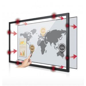 LG 43'' Touch Overlay for 43SE3KD, 43SM5KD