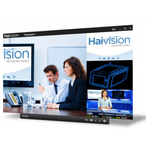 HAIVISION Furnace Base System with Playback 20/10/0