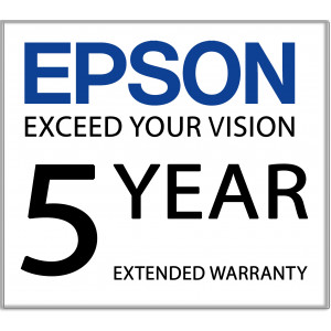 EPSON 2Add year giving 5Yr warranty EB-695Wi/695Wie