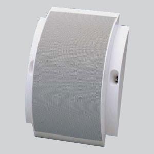 PENTON 6 Watt Plastic Bow-Fronted Cabinet Loudspea