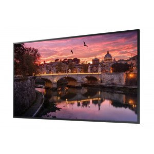 SAMSUNG 49'' QBR Series UHD, Embedded MagicInfo S6, 16/7
