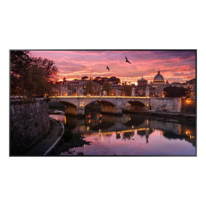 SAMSUNG 65'' QBR Series UHD, Embedded MagicInfo S6, 16/7