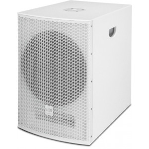 SEAUDIO Technik 12/1 BR Subwoofer. 400W Self-Powered (White)